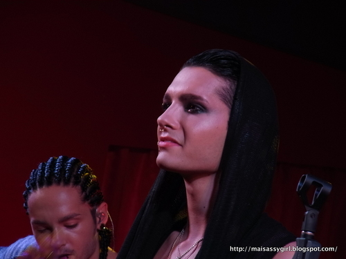 Bill Kaulitz অডি Acoustic Showcase