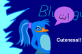 Bluepenguin!!! XD - pom-club-for-ocs fan art