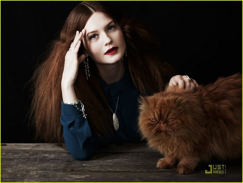 Bonnie Wright: People Admire Ginny
