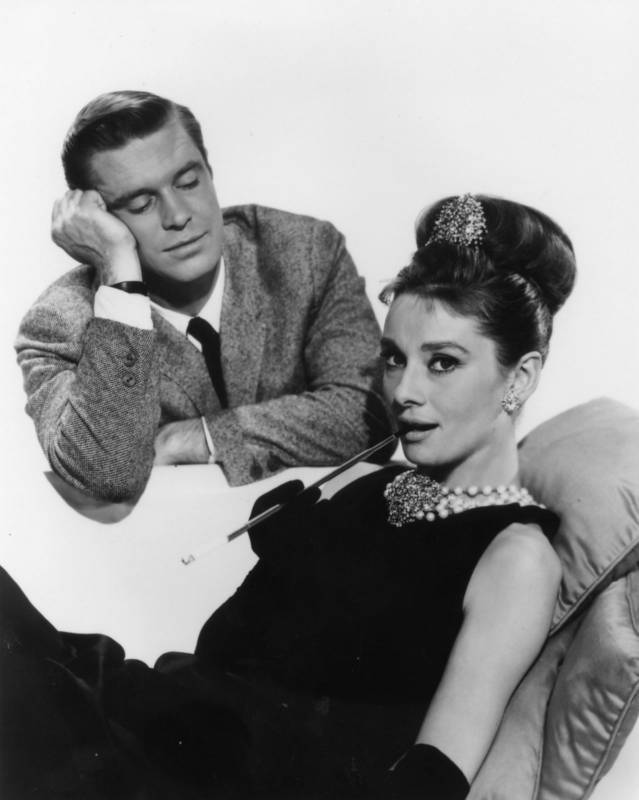 breakfast at tiffanys characters