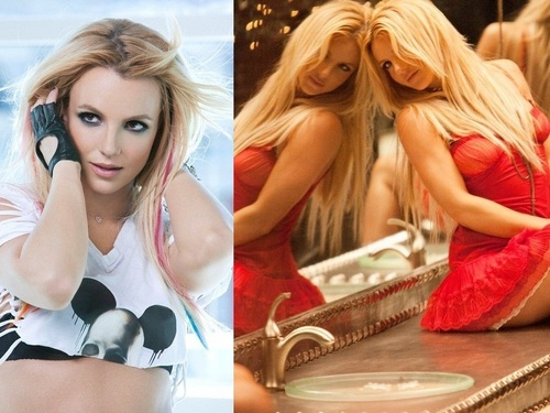 Britney kertas dinding ❤