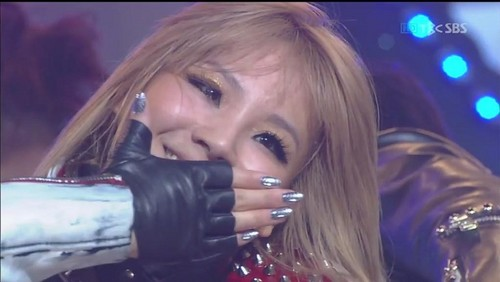 CL I AM THE BEST LIVE
