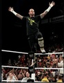 CM Punk opens up Raw - wwes-the-nexus photo