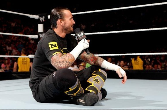Wwes The Nexus Images Cm Punk Opens Up Raw Wallpaper And Background