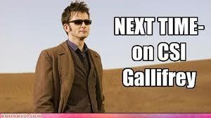 Les Experts Gallifrey