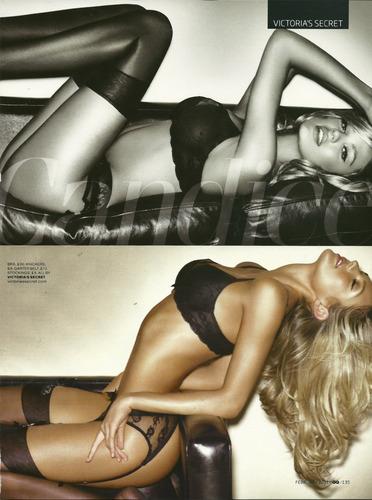Candice Swanepoel, Erin Heatherton, Lindsay Ellingson, Lily Aldridge (GQ Magazine UK February 2011)