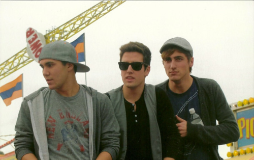 Carlos, Logan & Kendall