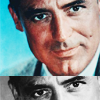 Cary Grant photo with a portrait titled Cary Grant
