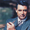 Cary Grant photo possibly containing a business suit and a portrait called Cary Grant