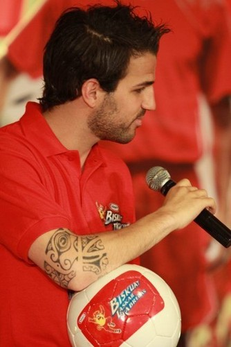 Cesc in Indonesia 2011