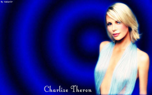 Charlize Theron [ wallpaper ]