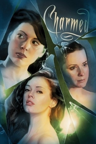jovens bruxas - Comic book