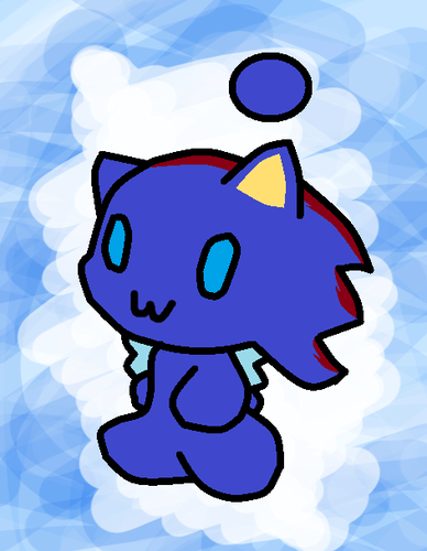 Clank as a chao