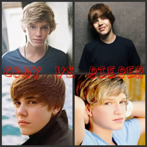 Cody Simpson? или Justin Bieber? Who will it be?!