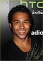 Corbin Bleu: HTC EVO 3D Party! - corbin-bleu photo