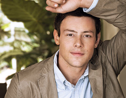 Cory Monteith PARADE Magazine Outtakes 2011