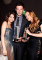 Cory, Selena & Katie:)