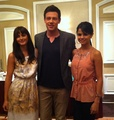 Cory & the girls onset of Monte Carlo<3 - monte-carlo photo