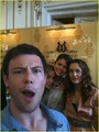 Cory & the girls onset of Monte Carlo<3