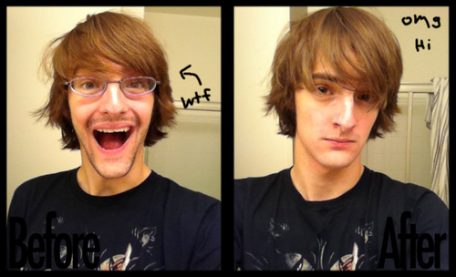 Dave before & After