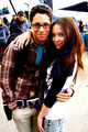 David Del Rio & Malese Jow - the-troop photo