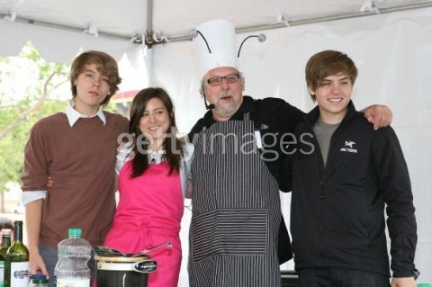 Dylan and Cole Sprouse Attend to The Bug-Chef Cook-Off Event!!
