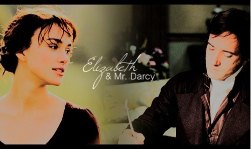 Elizabeth & Mr. Darcy - pride-and-prejudice Fan Art