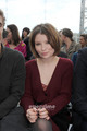 Emily Browning: Louis Vuitton Front Row Paris Fashion Week, Jun 23
