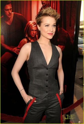 Evan Rachel Wood Debuts Pixie Cut