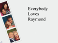 Everybody Loves Raymond - everybody-loves-raymond wallpaper
