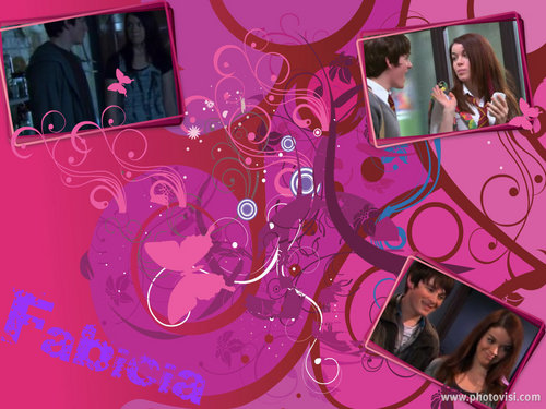 The House of Anubis wallpaper titled Fabicia