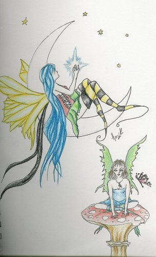 Fairy fã Arts