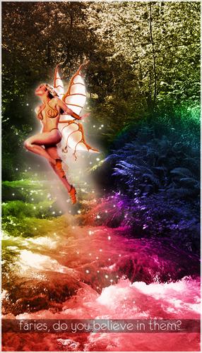 Fairy ファン Arts