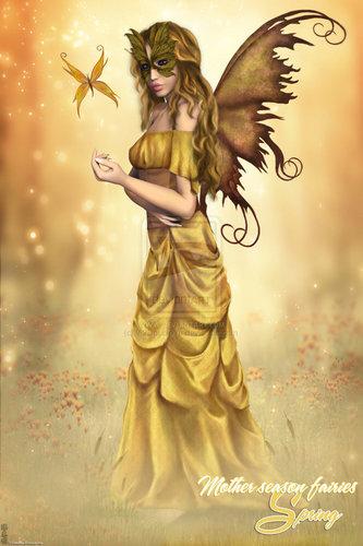 Fairy प्रशंसक Arts
