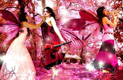 Fairy Фан Arts