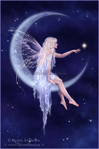 Fairy fan Arts