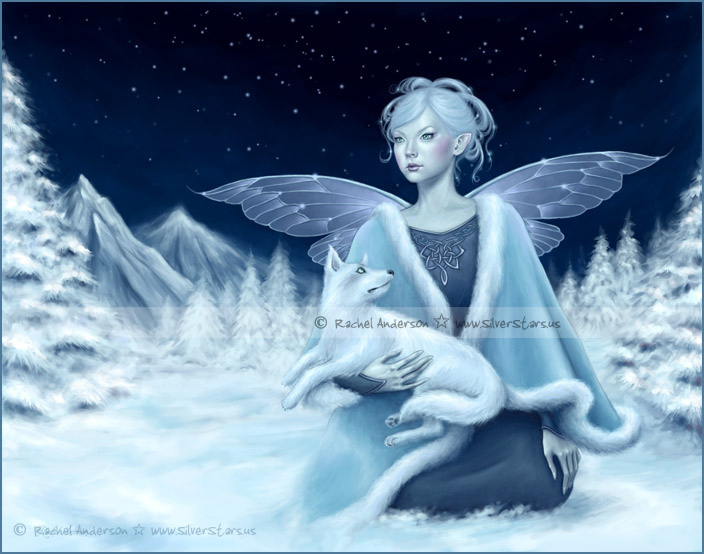 Fairy پرستار Arts
