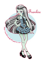 Frankie Fan Arts - monster-high-frankie-stein fan art