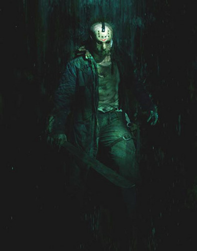 Friday the 13th 2009 Concept Art