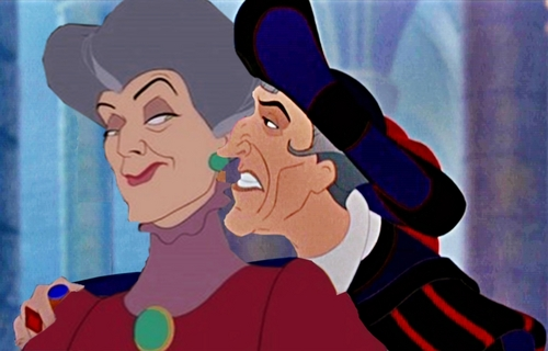 Frollo and Lady Tramaine