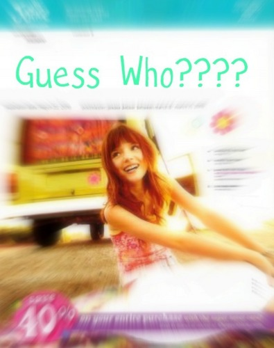 Guess Who?????