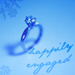 Happily Engaged - weddings icon
