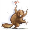 Happy Canada Day - Google Logo - canada fan art