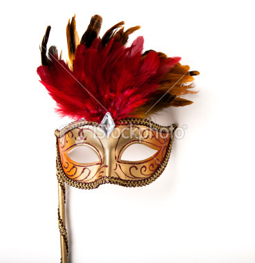 Hecates left Head Mask