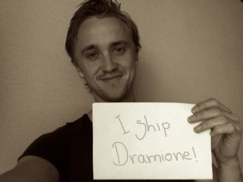 I ship Dramione!