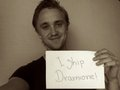 I ship Dramione! - tom-felton photo