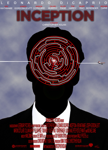 INCEPTION : Labyrinth of mind