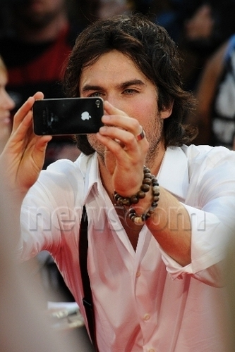 Ian Somerhalder wallpaper titled Ian @ MMVA ♥