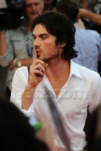 Ian Somerhalder wallpaper entitled Ian @ MMVA ♥