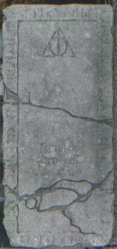 Ignotus Peverell Grave